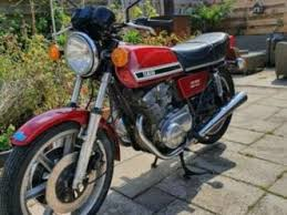 XS500 early 80's